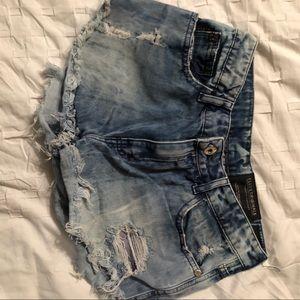 Ellus Jeans Cut Offs